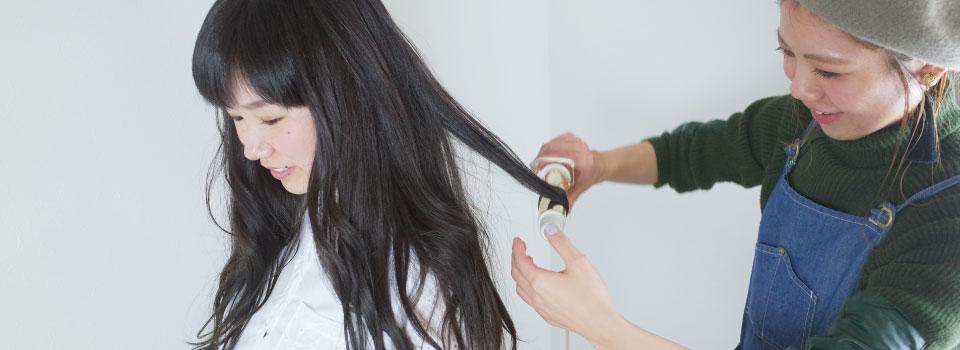 大人の美容室Angle/髪の手触りUPのヘアサロン